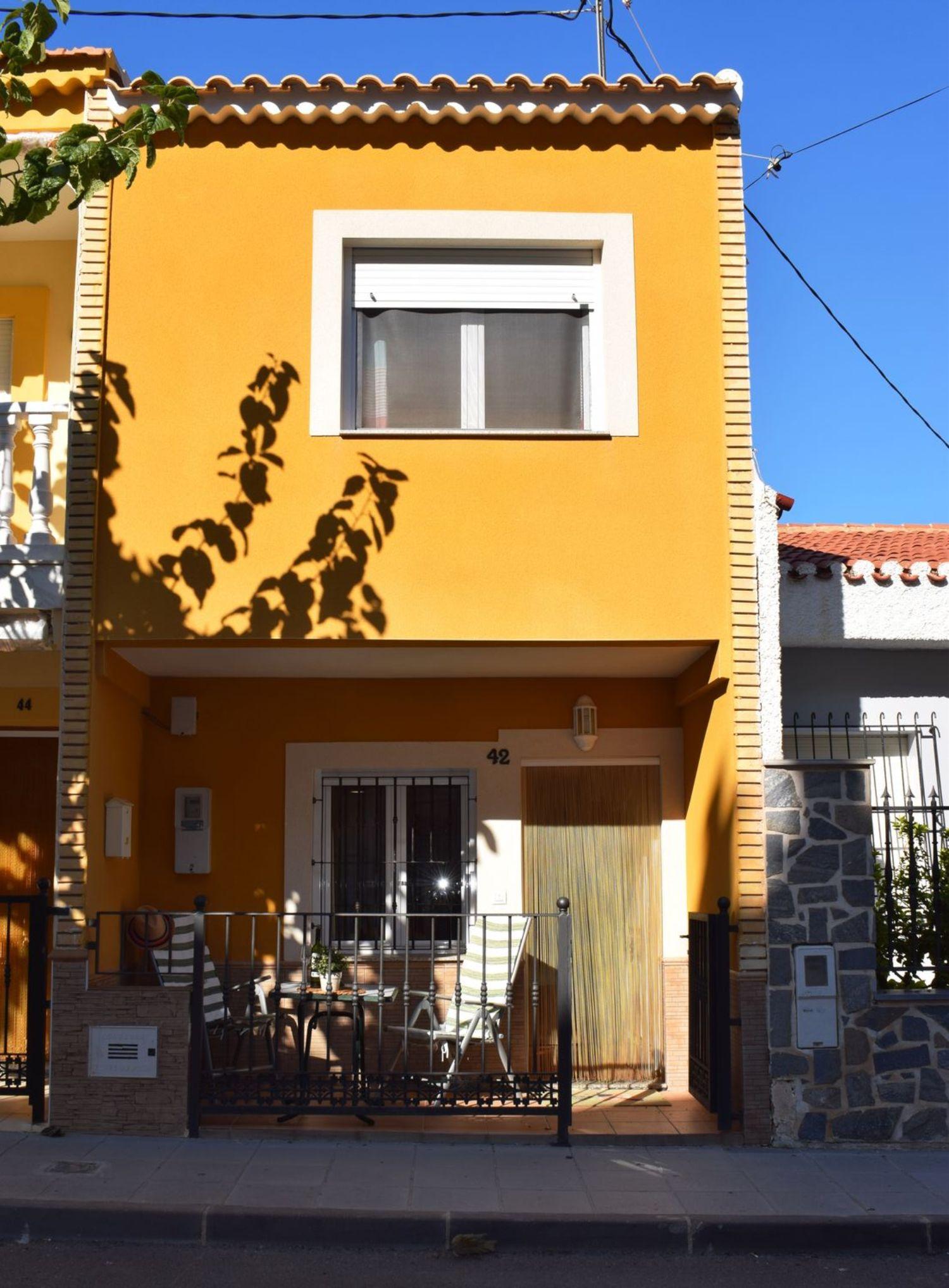 Chalet pareado en venta, Carabela, Pilar de la Horadada