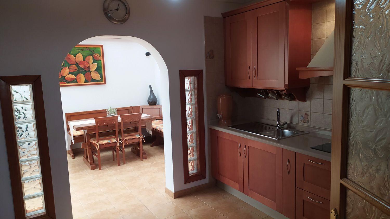 Chalet adosado en venta, Tirma, Agüimes