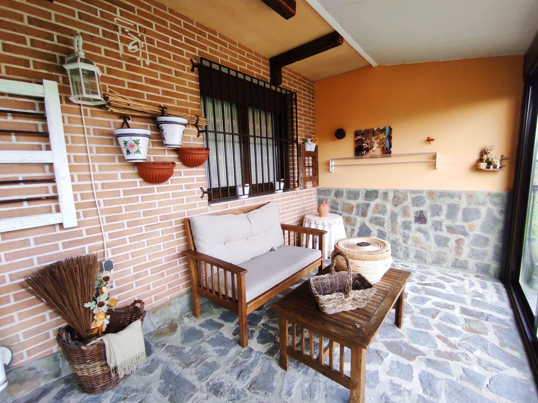 Chalet adosado en venta, Jardín, Soto de la Vega