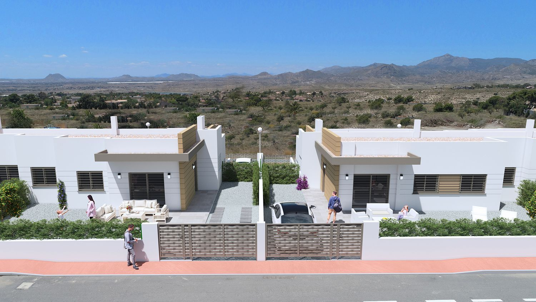 Chalet pareado en venta, El Pi, Busot