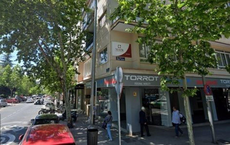 Oficina en alquiler, de la Castellana, Madrid