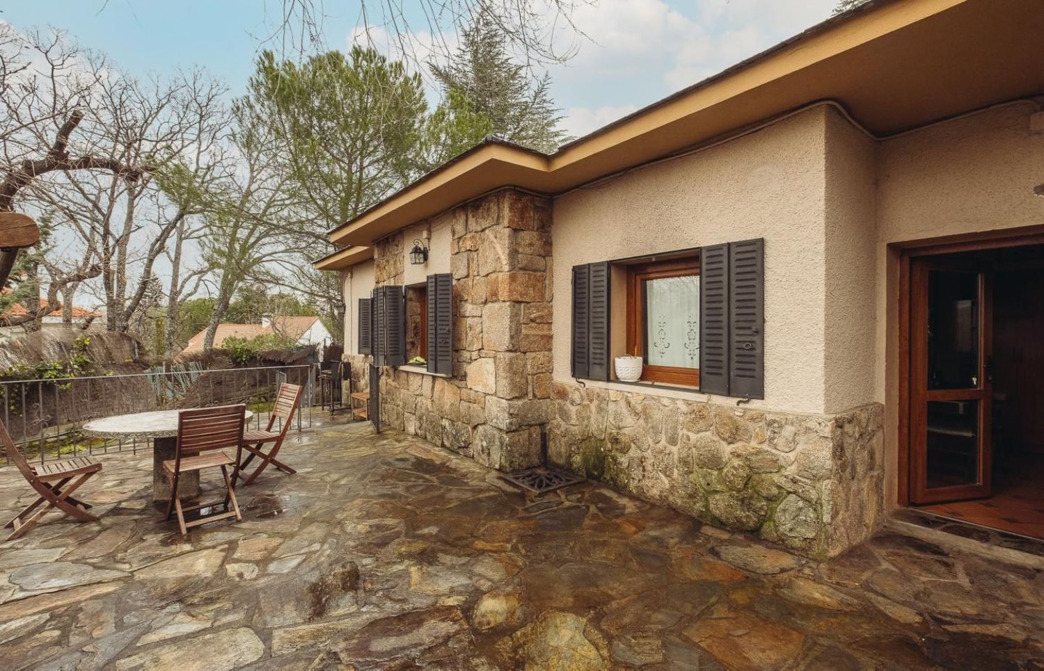 Casa individual en venta, Mayor, El Escorial