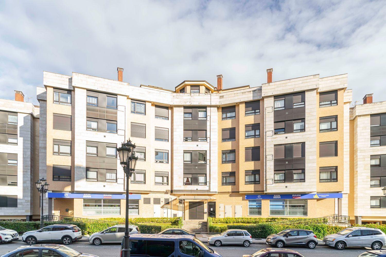 Ático en venta, Purita de la Riva, Oviedo