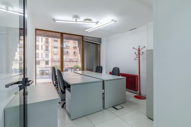 Oficina en alquiler, de Raimundo Fernández Villaverde, Madrid