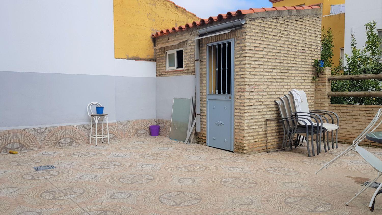 Chalet adosado en venta, hermanos machado, Castilleja de Guzman