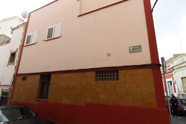 Chalet adosado en venta, Trasfalgar, Las Palmas de Gran Canaria