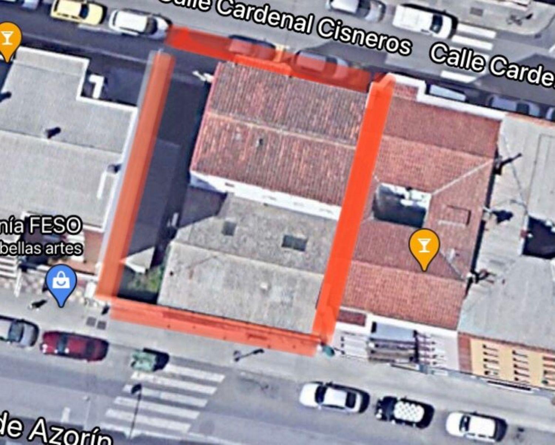 Edificio en venta, de Azorín, León