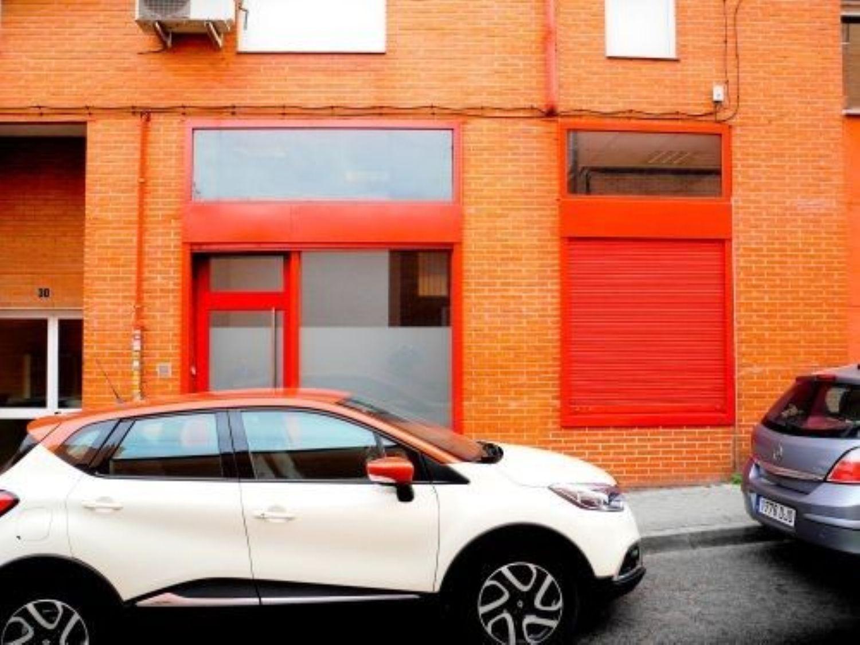 Oficina en alquiler, Baracaldo, Madrid