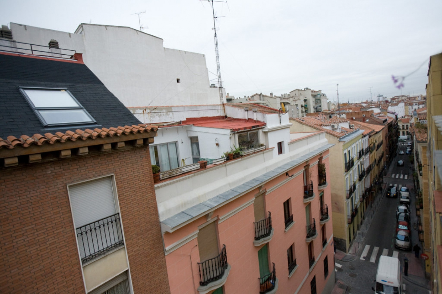 Piso en venta, calle Montserrat, Madrid