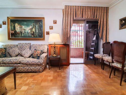 Piso en alquiler, Ezequiel Solana, Madrid