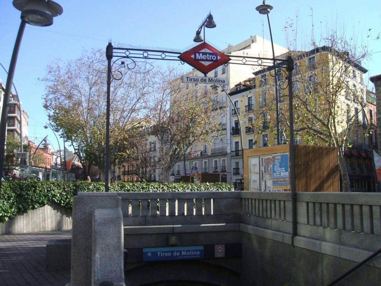 Piso en venta, del Mesón de Paredes, Madrid