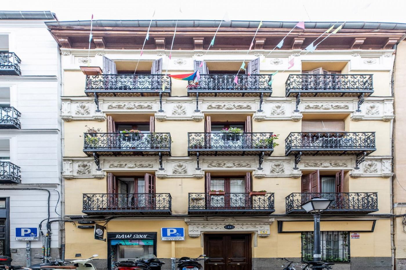 Piso en venta, La Madera, Madrid