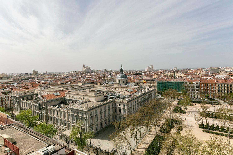 Piso en venta, del Marqués de la Ensenada, Madrid