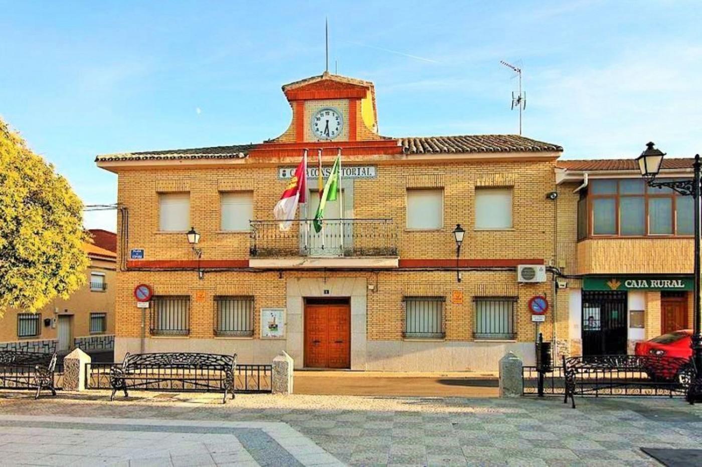 Chalet adosado en venta, de Bargas, Camarenilla