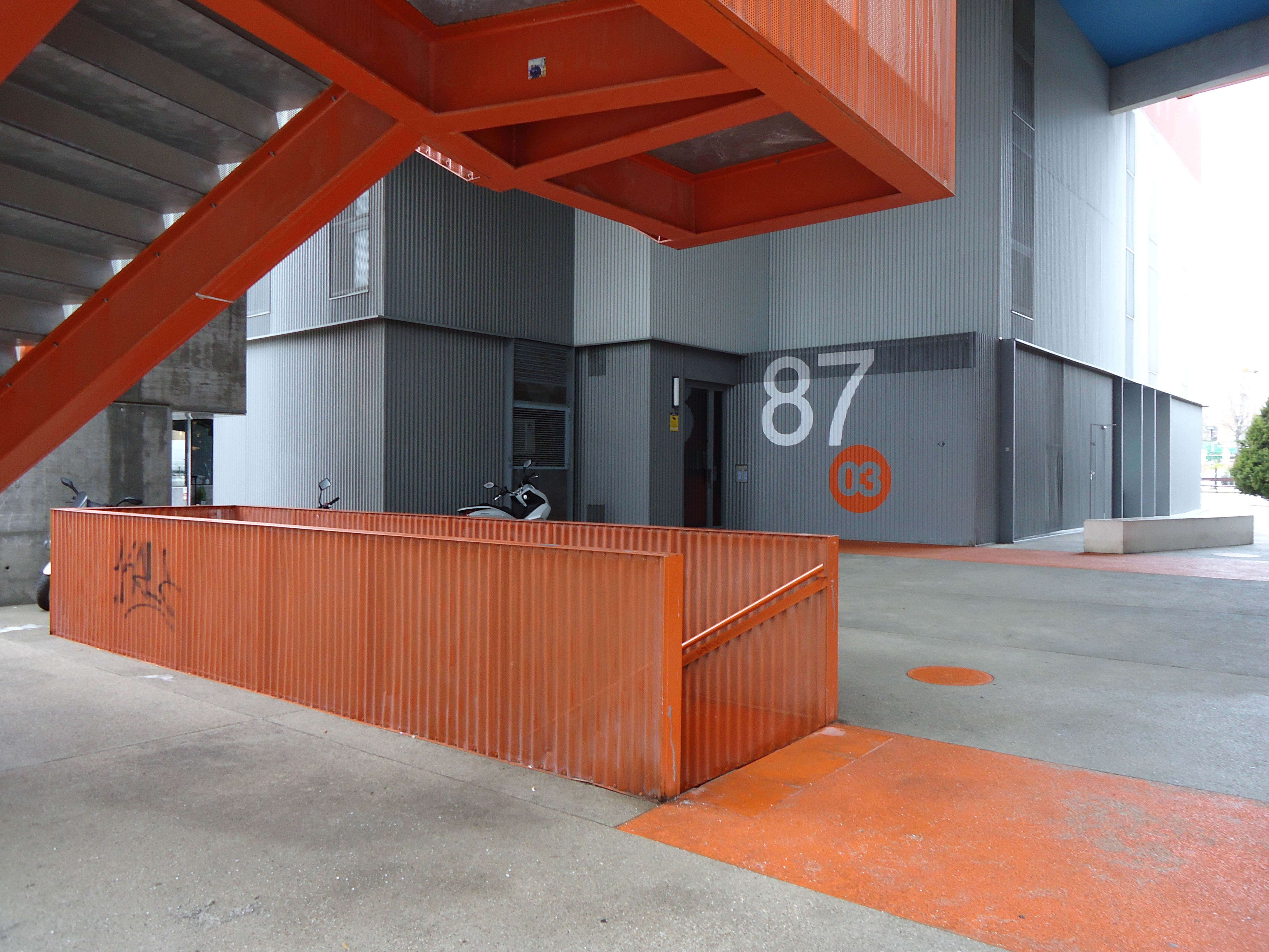 Garaje en venta, Av/ Constitución, Corredor del Henares