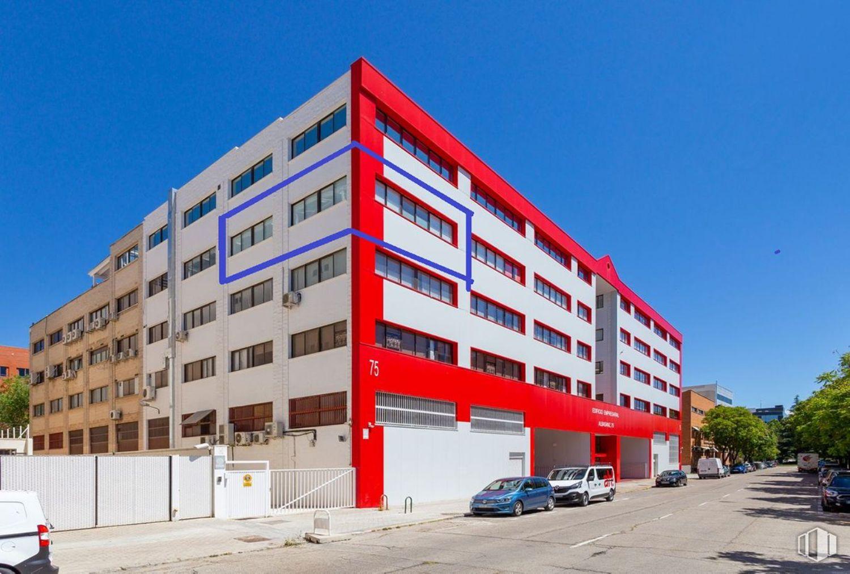 Oficina en alquiler, de Albasanz, Madrid