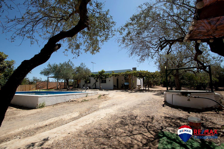 Casa rural en venta, de la Dehesa, Sanlúcar la Mayor