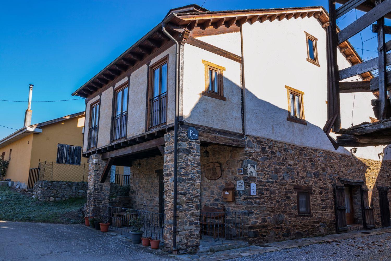 Chalet individual en venta, el besal, Villafranca del Bierzo