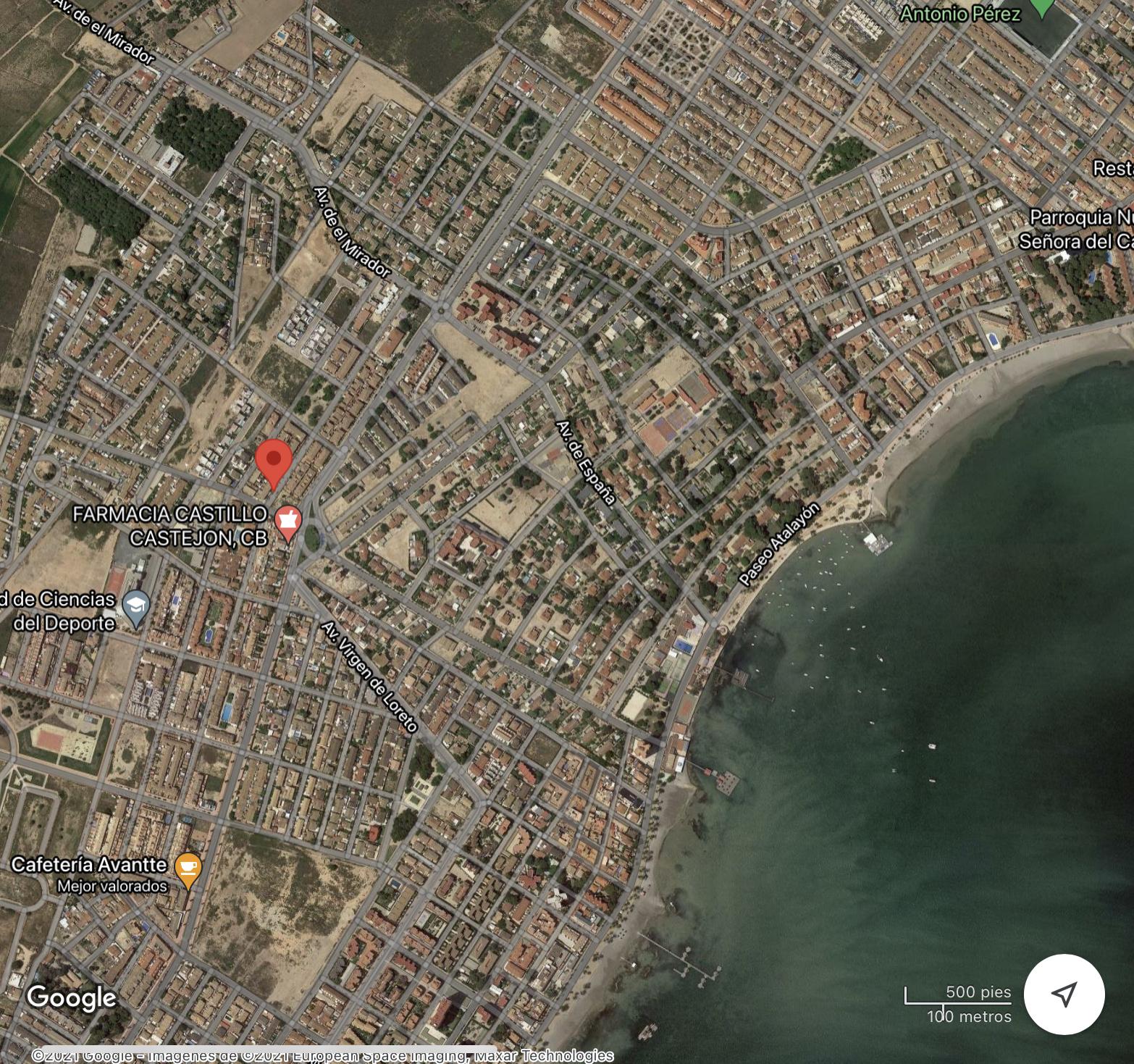 Piso en venta, Puerta de hierrro, Mar Menor